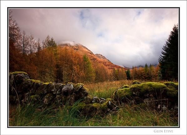 Glen Etive... by Scottishlandscapes