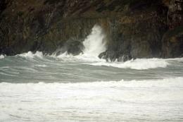 Newgale wave