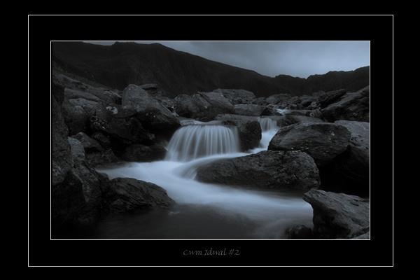 Cwm Idwal II by welshmaverick