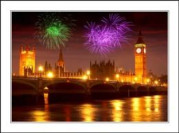 Westminster Fireworks