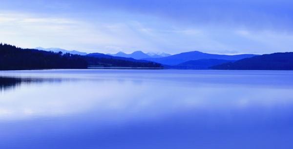 Blue Rannoch by happysnappa