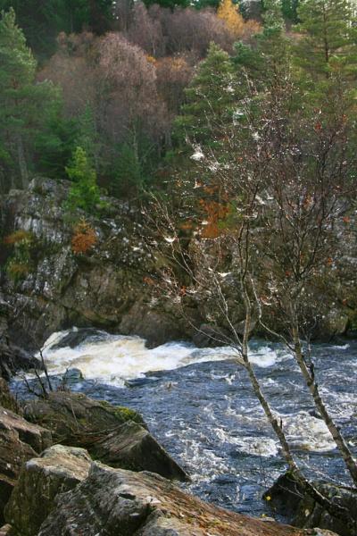 River Tummell by happysnappa