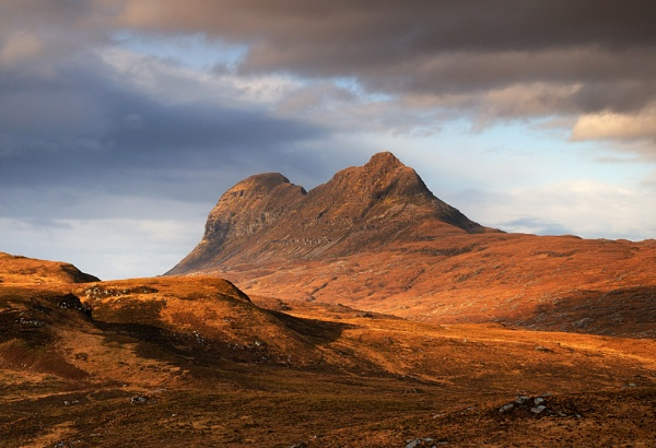 Suilven by JohnParminter