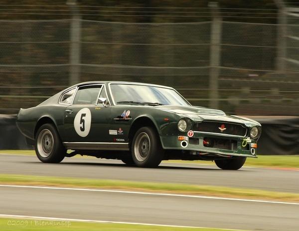Aston at Speed by sandycroft