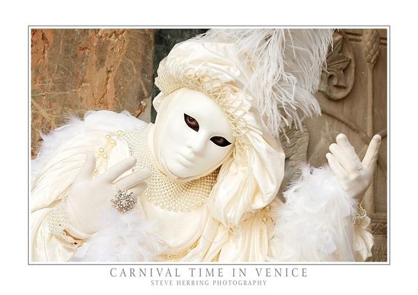 Venice Carnival by sherring