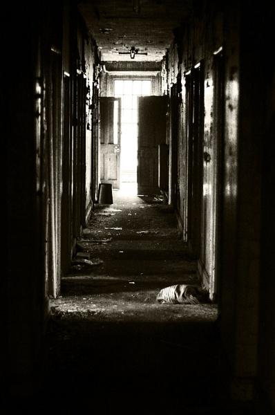 abandoned asylum by ashminder