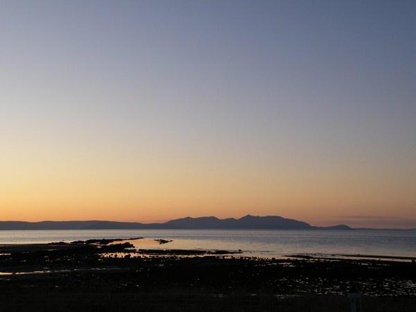 Scottish Sunset by GedK