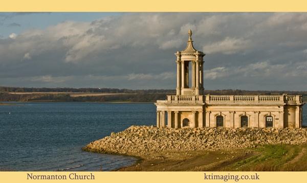 Normanton Church by koka
