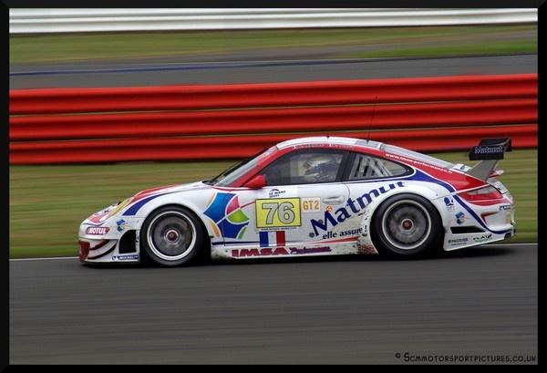 Porsche 997 GT3 RSR by motorsportpictures