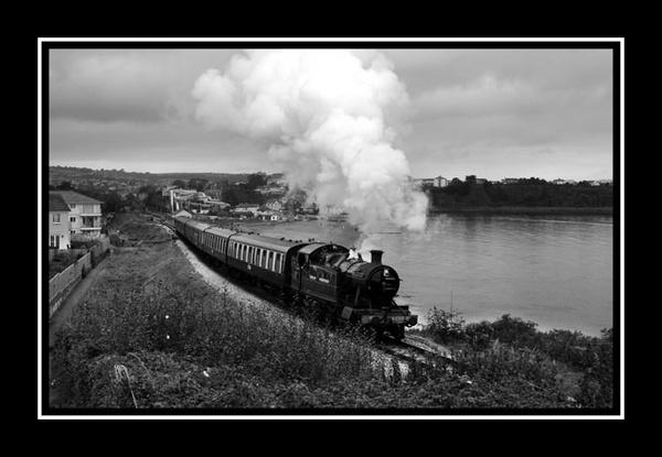 Great Western railway by marathonman