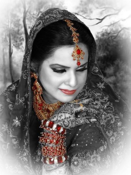 Black & White Beauty by webdady