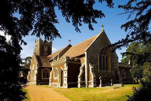 St Magdalene Churc. Sandringham by Majkid