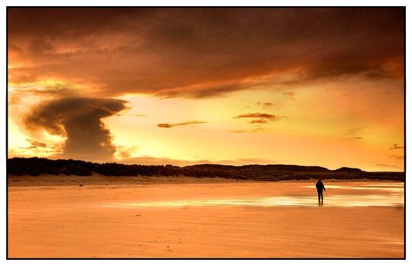 Evening Stroll by john short