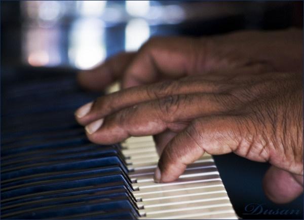 Piano Man by Dusan