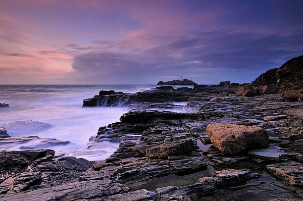 Godrevy Lighthouse by Dominic5749