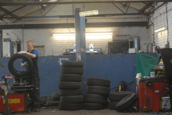 tyres by kieranmccay