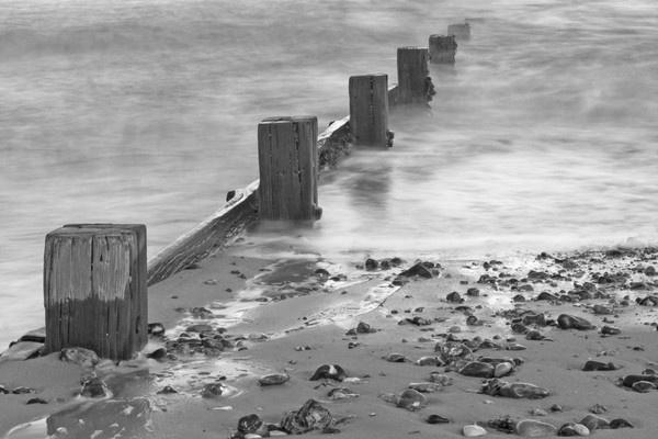 Happisburgh Beach by RichieL