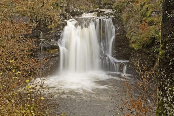 Falls of Falloch by RichieL