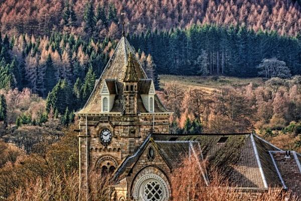 Church by daviewat