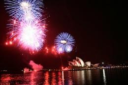 Sydney Opera House 'Australian Idol FINAL]