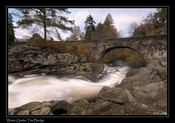 Water under the bridge by looboss