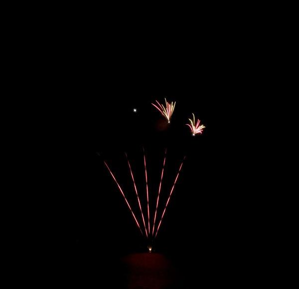 Fireworks Fountain by WalidD300