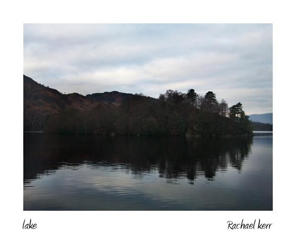 lake by rachaelk