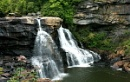 Black Water Falls by wvmountaineers