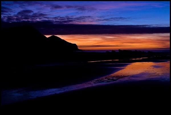 sunset by mah01