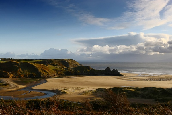 GOWER GEM by Imagephotographics