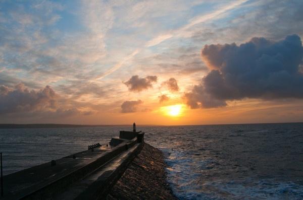 Porthcawl Dawn by ASM9633