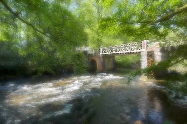 Bridge near Dulverton by manindevon