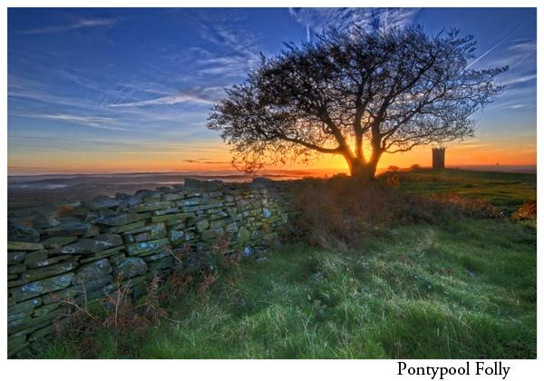Pontypool Folly by Outlander