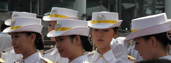 Chinese Guards