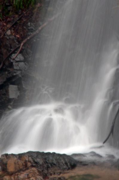 corbie lynn waterfall by luckybry