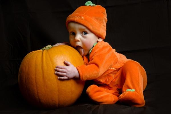 The Pumpkin by JohnBuckley