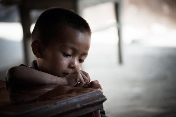 Children of Laos by funkeldink
