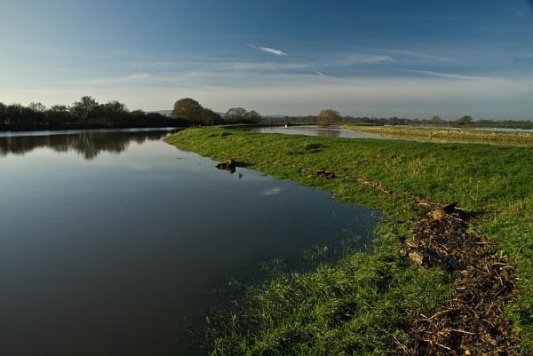 December Floods 2009 by Juliee