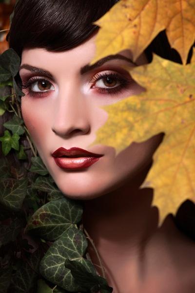 Raluca, beauty shot by scata