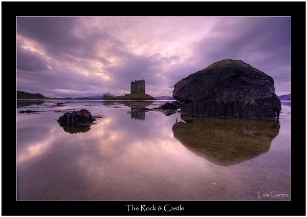 The Rock & Castle by looboss
