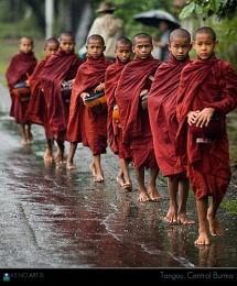 Monsoon, Burma