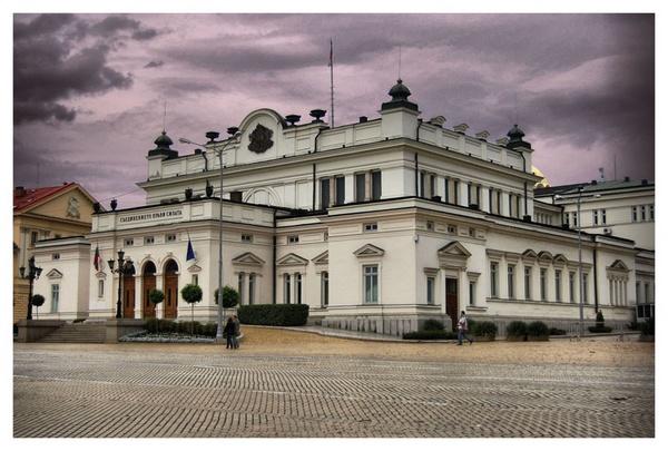Bulgarian Parliament by pj12