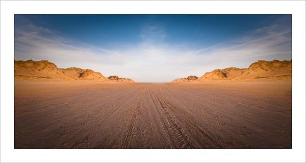 Sand Dunes by jeni