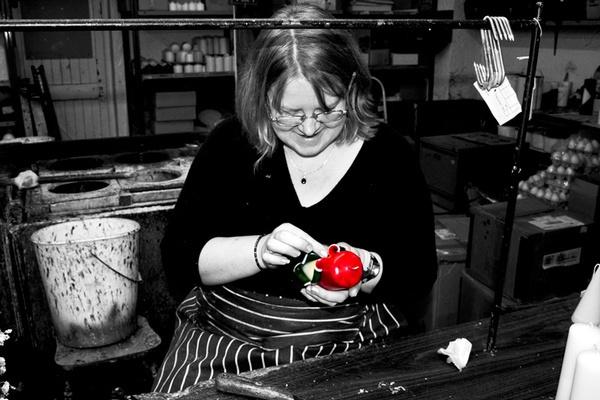 Candle Worker by HuntedDragon