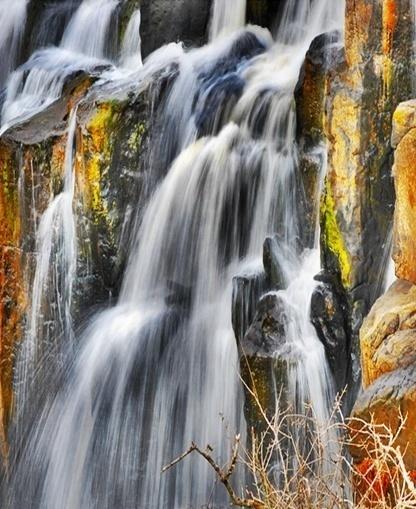 A river runs through it . by stevekelly91