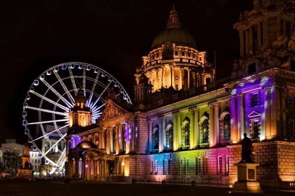 Belfast City Hall by SashaB