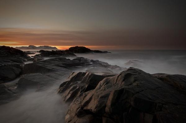 Seascape, Lofoten,Norway by widols