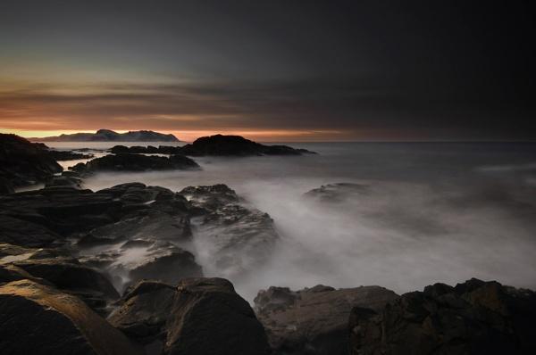 Darkness in Northern Norway by widols