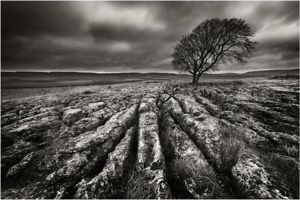 Dramatic Malham by iansnowdon
