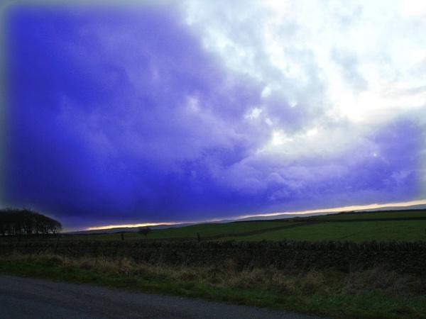 Mistic sky by miss_v